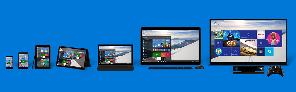 Windows 10 Unified